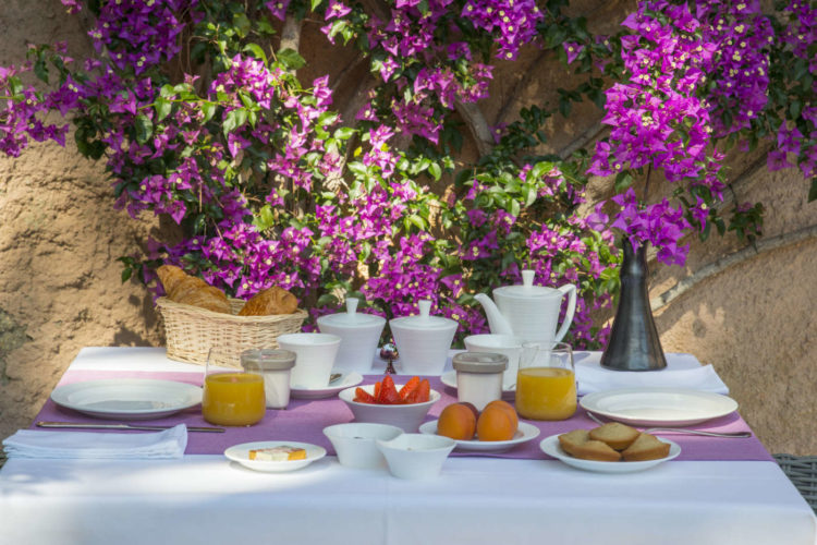 Breakfast chanoine french_riviera