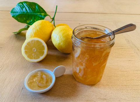 Citron : Du fruit à la confiture